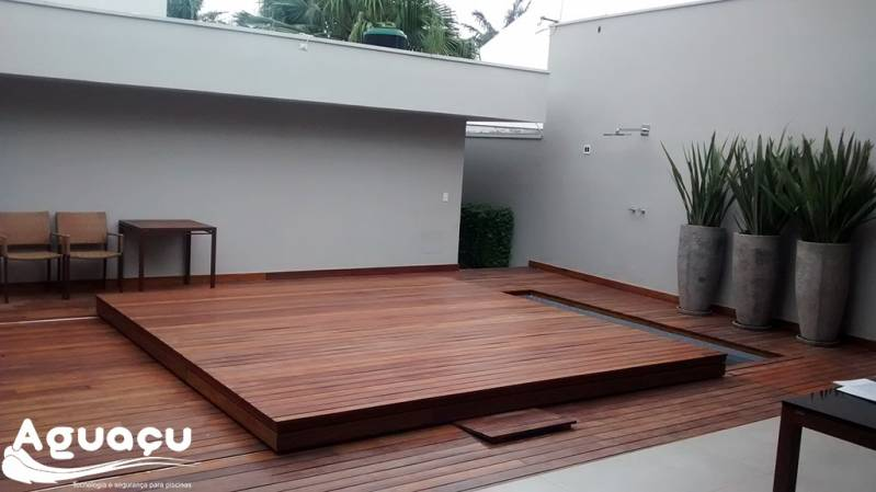 Deck Retrátil Manual
