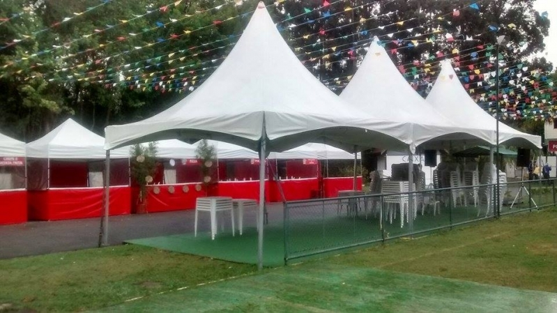 Marquee Tent Rentals in the USA